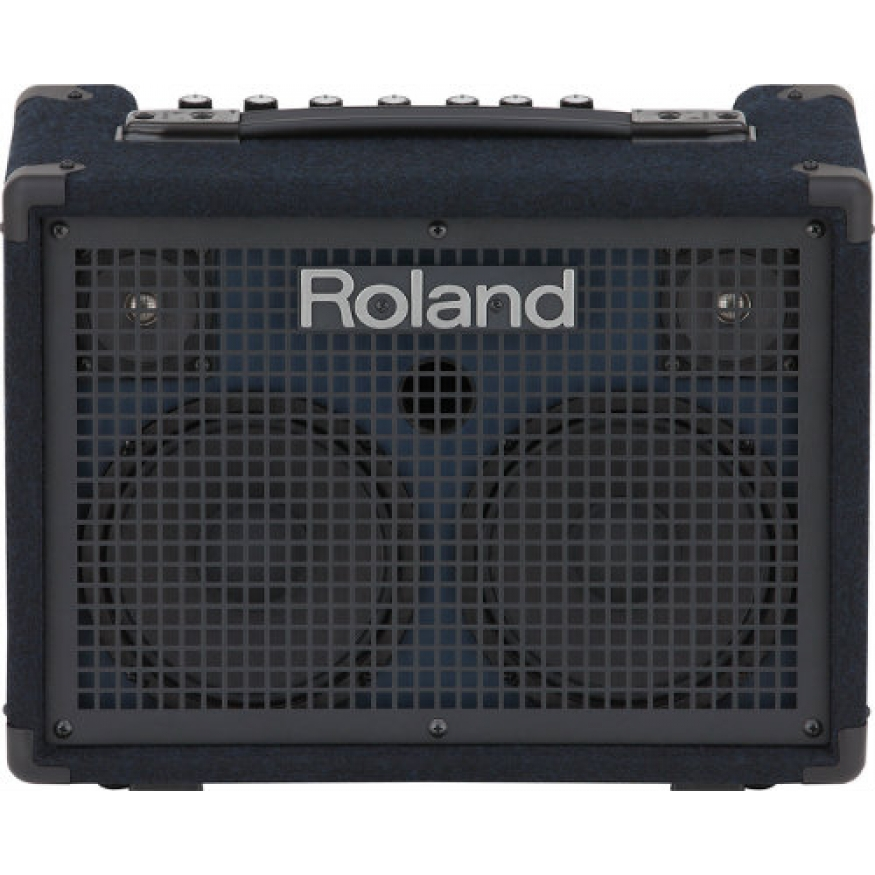 roland kc220 battery powered stereo keyboard amplifier 30w 3 channel at promenade music. Black Bedroom Furniture Sets. Home Design Ideas