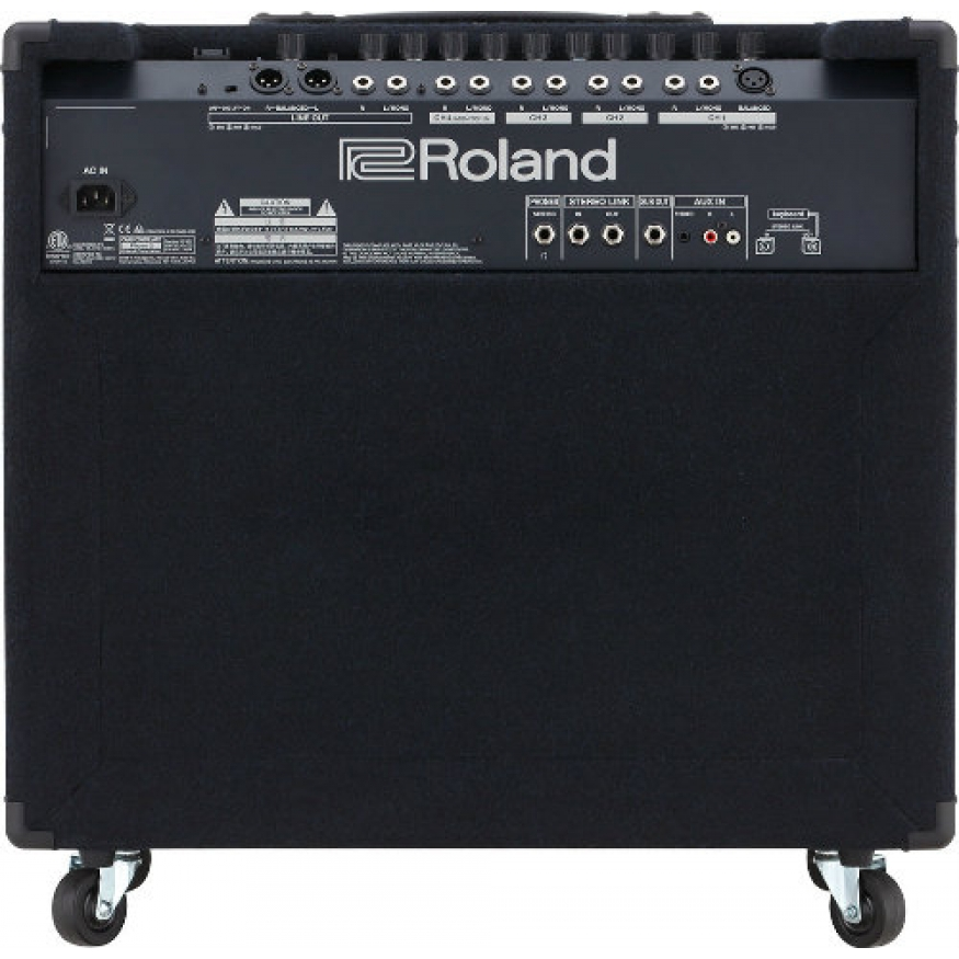 roland kc600 stereo mixing keyboard amplifier 200w 4 channel at promenade music. Black Bedroom Furniture Sets. Home Design Ideas