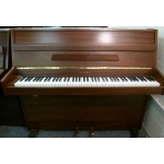 Kemble Cambridge Upright Piano In Mahogany Satin