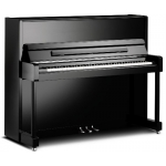 Kemble CT121 Upright Piano in Black