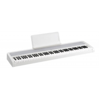 Korg B1 Portable Piano in White