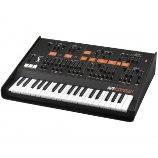 Korg Arp Odyssey Duophonic Analog Synth Re-Issue