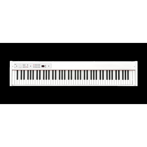 Korg D1 Stage Piano, White