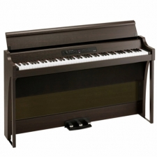 KORG G1B Air Digital Piano in Brown Rosewood