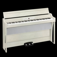 KORG G1B Air Digital Piano in White Ash