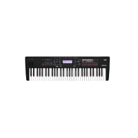 Korg Kross 2 Synthesizer Workstation, Matte Black