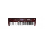 Korg Kross 2 Synthesizer Workstation, Red Marble