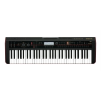 Korg Kross 61 Mobile Synthesizer Keyboard