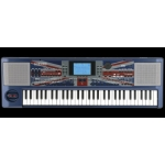 Korg Liverpool Beatles Micro Arranger Keyboard With 61 Mini Keys