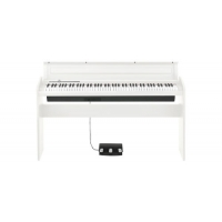 Korg LP180 Slimline Digital Piano, White