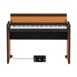 Korg LP380 73 Orange & Black