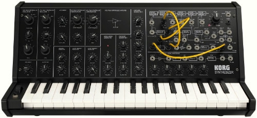 Korg MS20 Mini - 37 Note Mini Key Analog Synthesizer