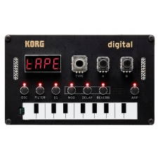 Korg Nu:Tekt NTS-1 Digital KIT, HAS BEEN BUILT!