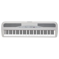 Korg SP280 Portable Piano in White