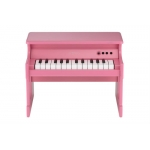 KORG TinyPIANO 25 Mini Key Digital Piano, Pink Finish