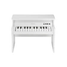 KORG TinyPIANO 25 Mini Key Digital Piano, White Finish
