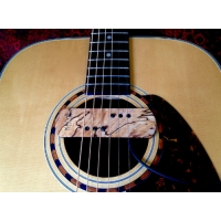 Krivo Modéle Acoustique for all Acoustic Guitars