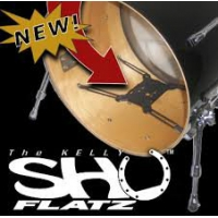 Kelly Shu Composite Bass Drum Mount System