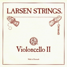 4/4 Larsen Medium Tension Cello D String L333-122 (Violoncello II)