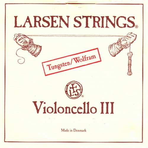 4/4 Larsen Medium Tension Cello G String L333-132 (Violoncello III)