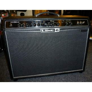 "Line6 Spider 212 MKII Guitar Combo Amp (40W Valve, 2x12"") Secondhand"