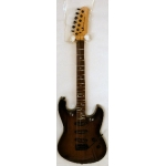 Lodestone Standard S Electric Guitar in Trans Black, Secondhand