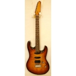Lodestone Electric Artist S in Tobacco Sunburst, Flame Maple