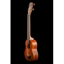 Ohana Ukuleles SK30L All-Solid Mahogany Tenor-Scale Neck Soprano