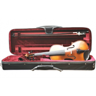 Primavera Loreato Viola Outfit With Case & Bow (AF012)