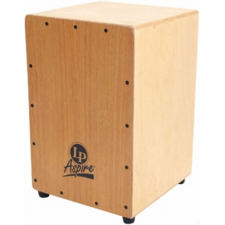 LP Aspire Cajon in Natural