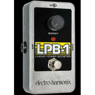 Electro-Harmonix LPB1 Linear Power Booster Preamp