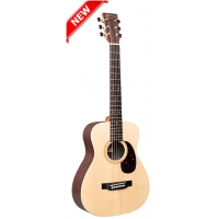 Martin LX1RE Electro Acoustic Travel Guitar