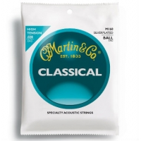 3 Sets of Martin M160 Ball End Classical Guitar Strings 28-43