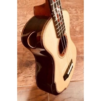 Maestro UC-MR-SB-G Concert Electro Acoustic Ukulele With Hard Case
