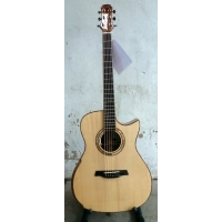 Maestro Victoria KO-CSB-A Custom Series Electro Acoustic with Hard Case