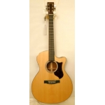 Martin GPCPA4 Electro Acoustic Guitar in Natural with Case, Secondhand
