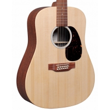 Martin DX2E 12-String Electro Acoustic Guitar in Natural inc Gig Bag