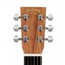 Martin GBPC Backpacker Acoustic Travel Guitar In Natural with Gig Bag