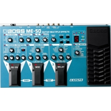 Boss ME50 Guitar Multi Effects Pedal, Secondhand