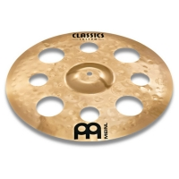 "Meinl Classics Custom 16"" Trash Crash Brilliant CC16TRC-B"
