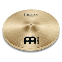 "Meinl Byzance Traditional 14"" Medium Hi-Hats B14MH"