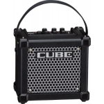 Roland Microcube GX Amp. Battery or Mains Operated, in Black