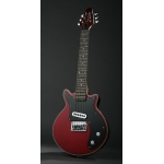 Brian May Mini May Guitar in Antique Cherry with Padded Gig Bag
