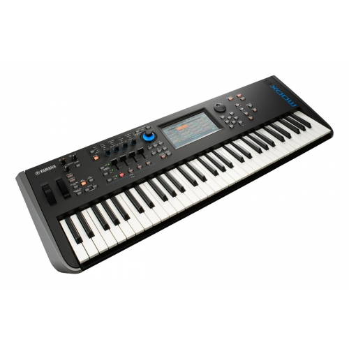 Yamaha MODX6 Synthesizer, 61-Key Edition