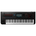 Yamaha Montage 6 Synthesizer - 61 Note Semi Weighted Keyboard Synth