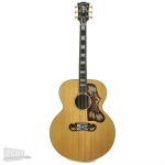 Gibson J200 Montana Gold Acoustic Guitar In Flamed Maple