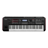 Yamaha MOXF6 Synth Workstation
