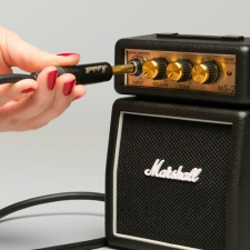 Marshall MS2 Mini Amp in Black (1W)