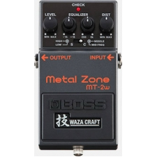 Boss MT2W Metal Zone Guitar Effects Pedal