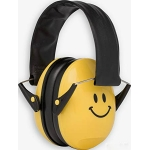 Alpine MusicSafe Earmuff - Muffy Smile - Hearing Protection for Musicians